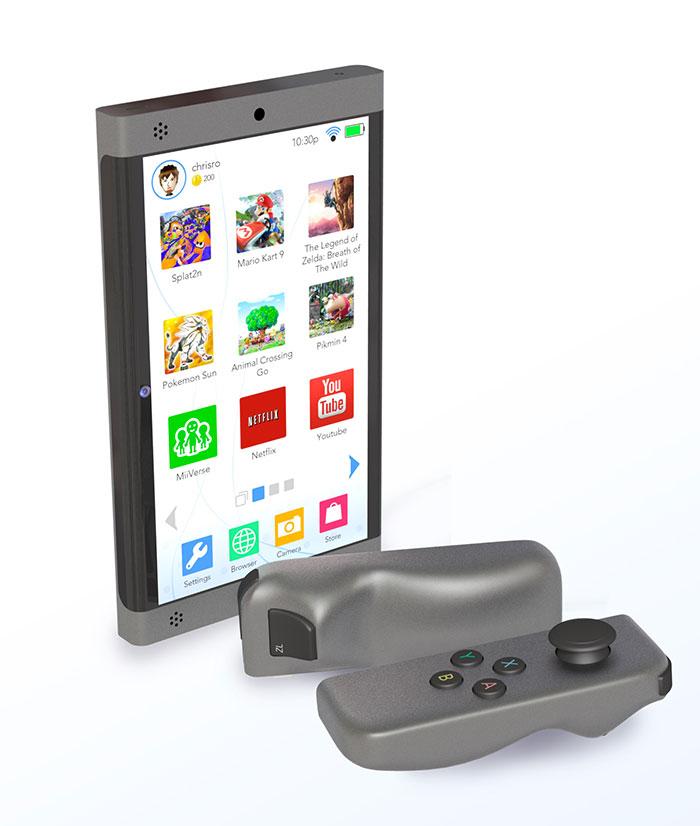 Nintendo NX Concept