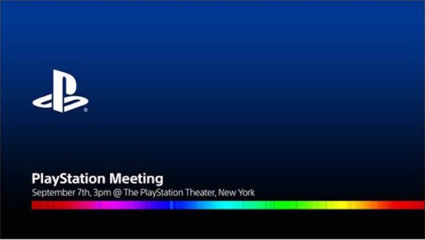 Sony Invitation Conference 7 Septembre 2016