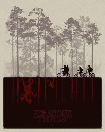 Superb-Fan-Art-Posters-of-Stranger-Things2