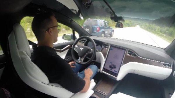 Tesla+autopilot