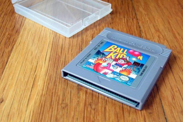 Cartouche Game Boy