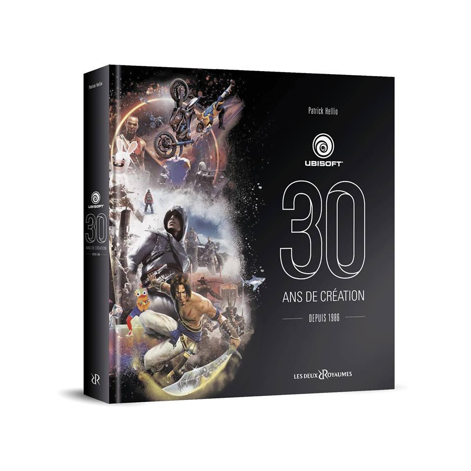 ubisoft-30-ans-livre