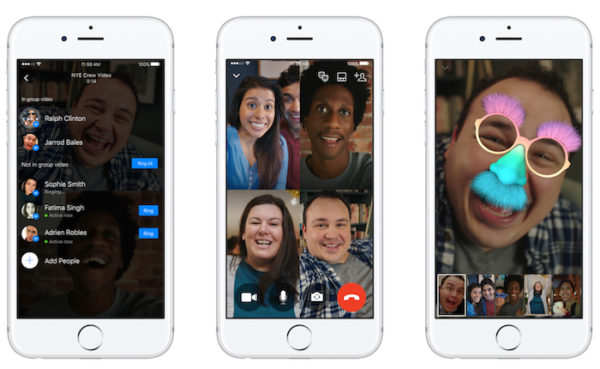 facebook-messenger-appel-video-groupe