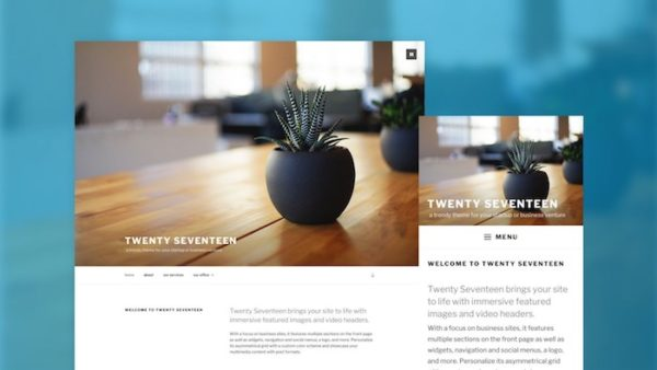 wordpress-theme-twenty-seventeen