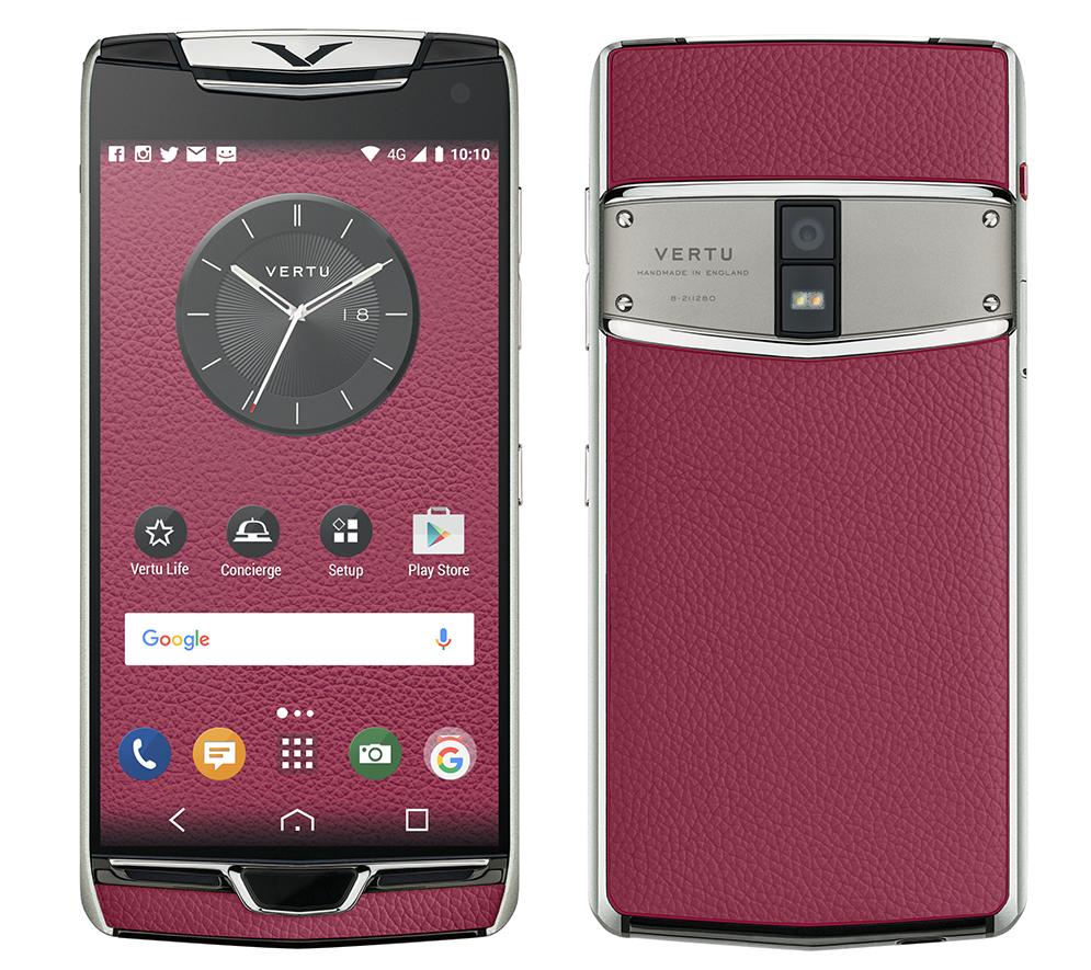 vertu annonce le constellation nouveau smartphone 4100 kulturegeek. Black Bedroom Furniture Sets. Home Design Ideas