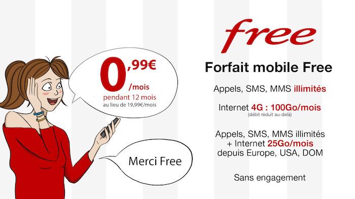 promo forfait mobile illimité