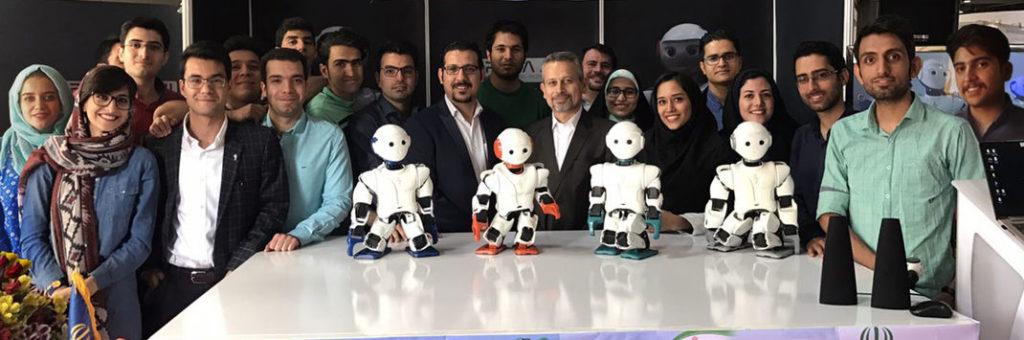 L'Université de Téhéran dévoile des robots danseurs absolument craquants