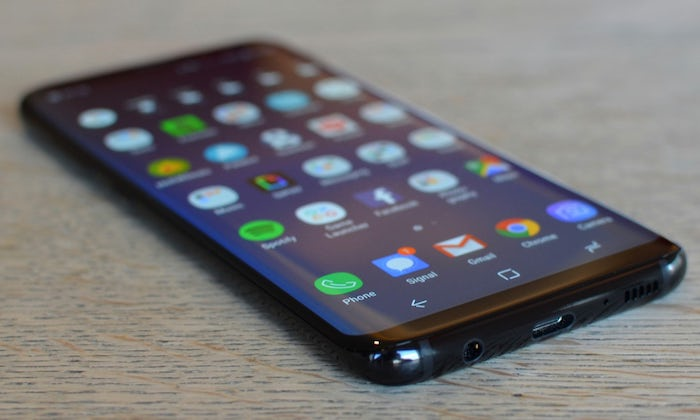 Galaxy S8 et S8+ : Samsung rend disponible Android Pie en version