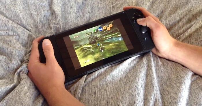 Il crée un clone de la Nintendo Switch capable de jouer aux anciens jeux