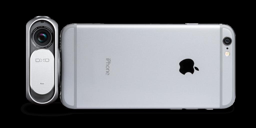 La caméra détachable pour mobile de DxO arrive sur Android