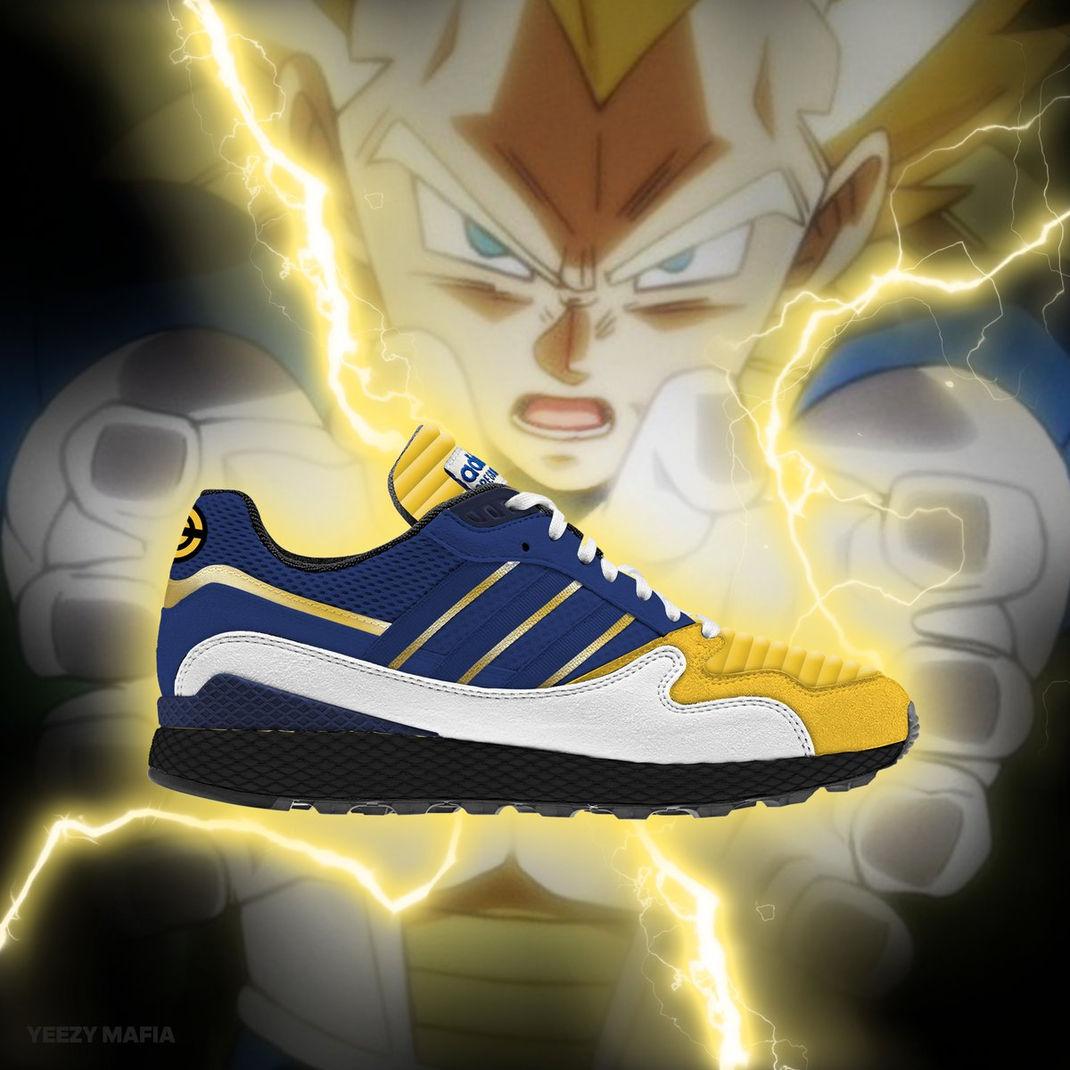 chaussures dragon ball adidas