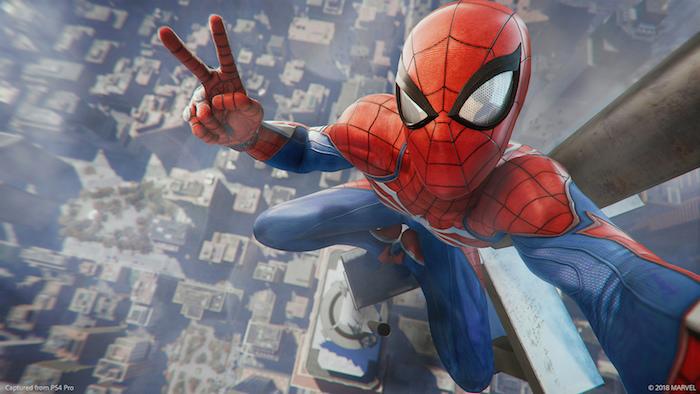 Spider man ps4 un d marrage record et quelques - Et spider man ...