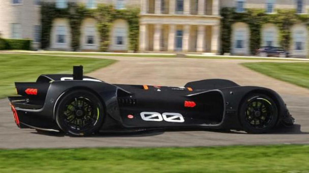 une voiture autonome robocar participera la mythique course de vitesse de goodwood kulturegeek. Black Bedroom Furniture Sets. Home Design Ideas
