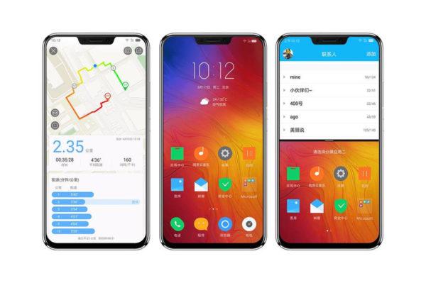 Au Final Et Malgre Son Ratio Daffichage De 90 Selon Lenovo Le Z5 Ne Se Distingue Pas Vraiment La Masse Des Smartphones Android Qui Ont Allegrement