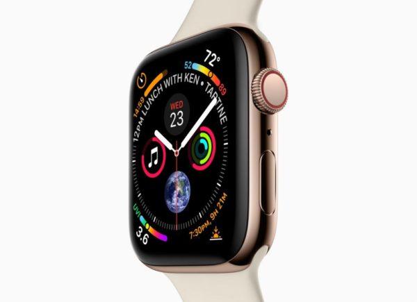 fitbit bousculé en bourse suite à l'annonce de l'apple watch series