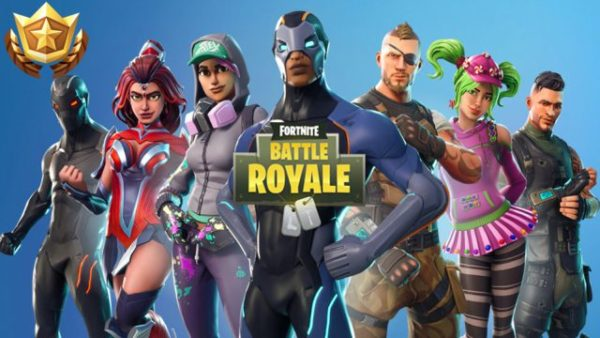 Compte fortnite switch