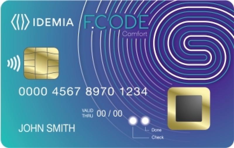 les cartes bancaires auront bient t un capteur d 39 empreintes pour valider les paiements kulturegeek. Black Bedroom Furniture Sets. Home Design Ideas