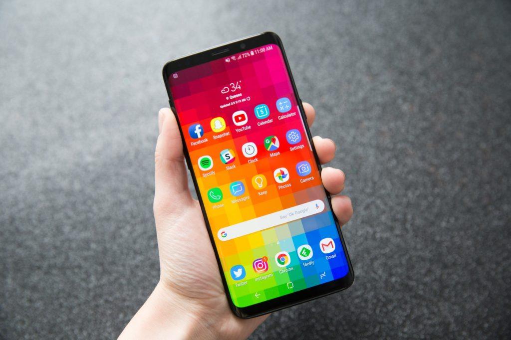 Galaxy S9 : un souci d'autonomie avec la version finale d'Android