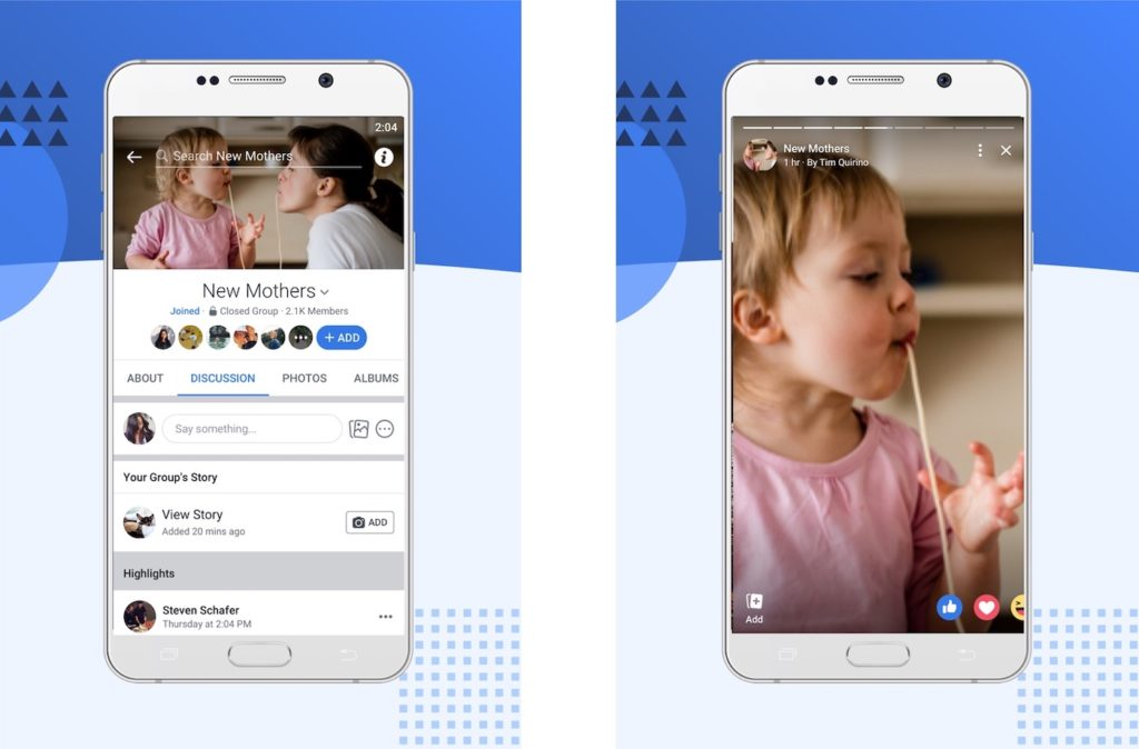 380841f415d3 Ce changement est en place dès maintenant dans le monde entier, explique  Facebook. La fonctionnalité avait été testée pour la première fois à la fin  2017 ...