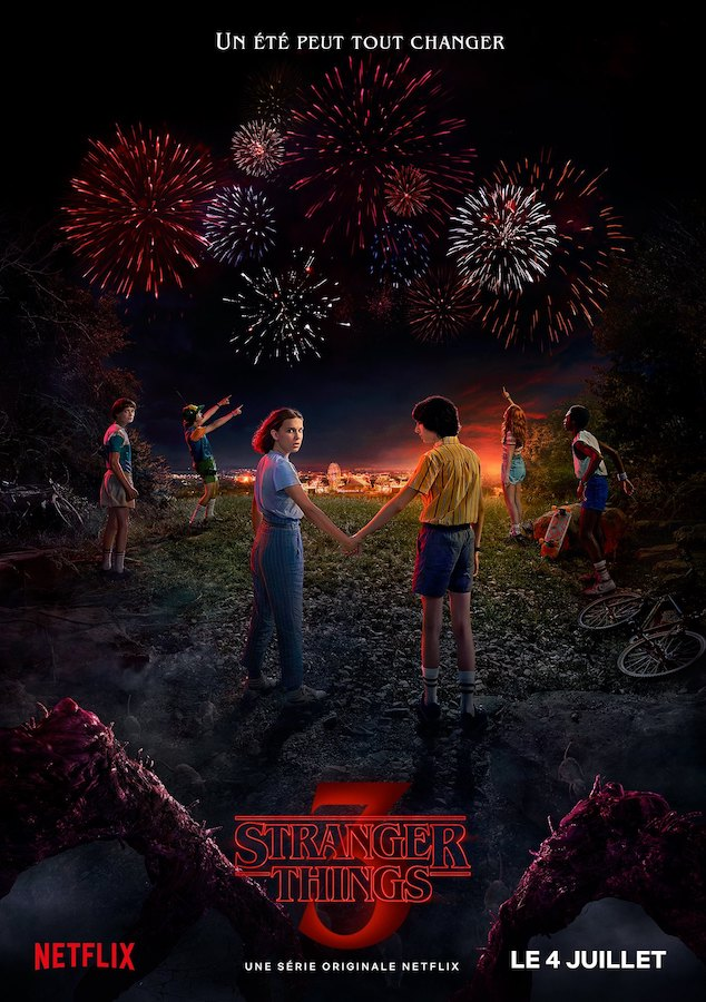 e774daaa570 Stranger Things   la saison 3 disponible le 4 juillet 2019