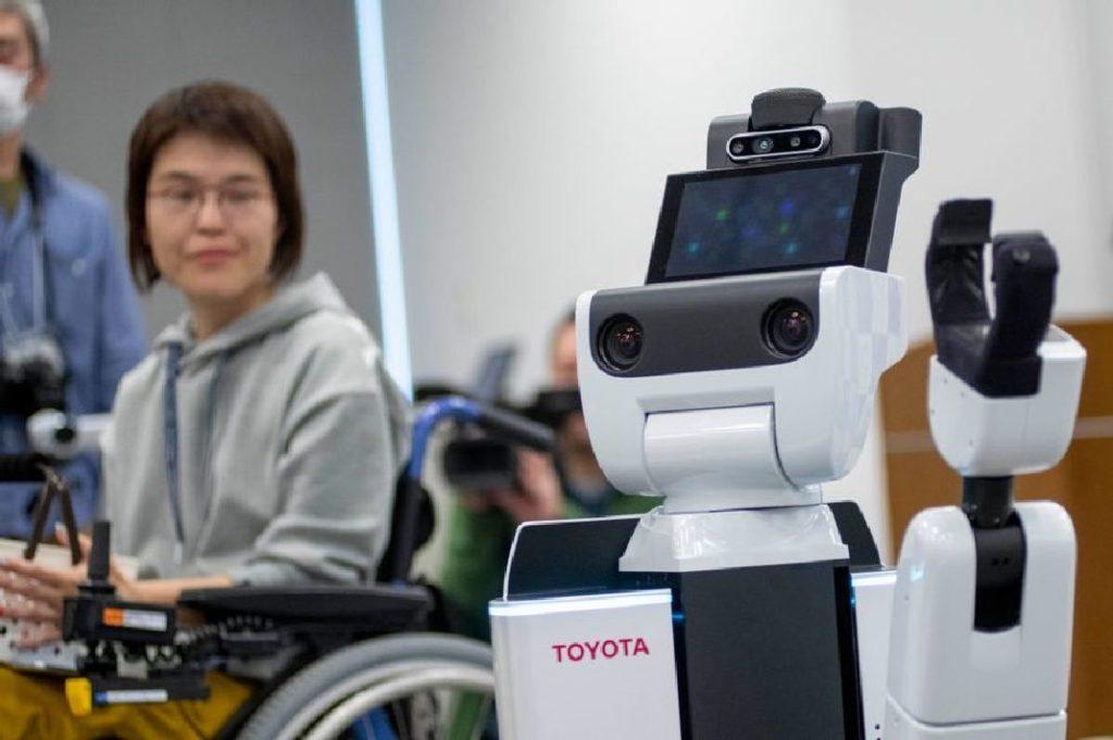 le japon pr pare ses robots pour les jo de 2020 kulturegeek. Black Bedroom Furniture Sets. Home Design Ideas
