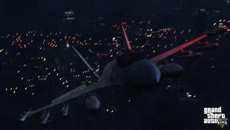GTAV Avion