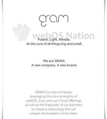 Gram_WebOS