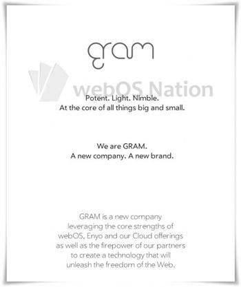 Gram WebOS