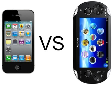 Iphone 4 Ps Vita