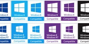 logo windows 8 et rt