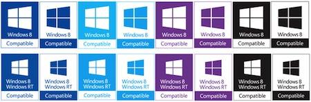 Logo Windows 8 Et Rt
