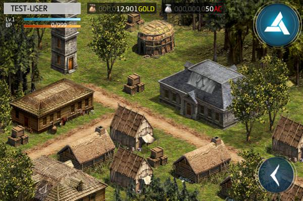 Assassins Creed Utopia IOS