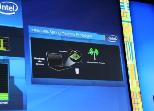 Intel Spring Meadow