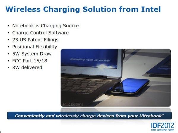 Intel et la recharge sans fil 2:4