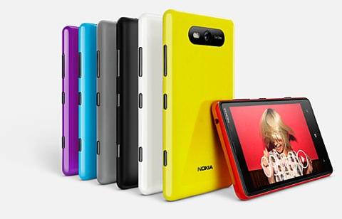 Coques Lumia 820