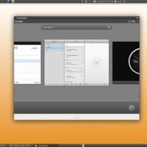 open-webos-desktop-environnement