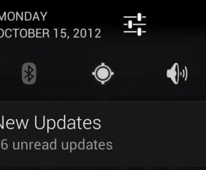 barre notifications android 4.2