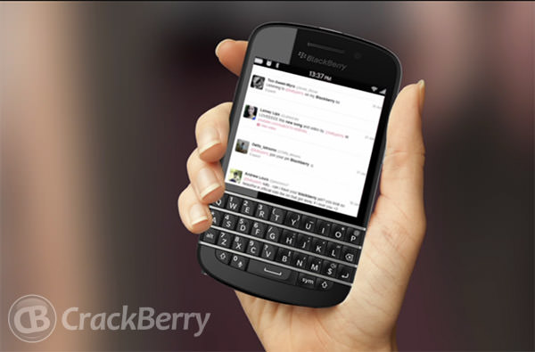 blackberry 10 nevada
