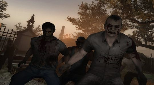 left 4 the dead 2