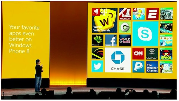 Windows Phone 8 Live Apps