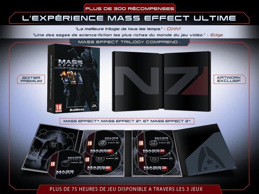 Bundle Mass Effect Trilogy