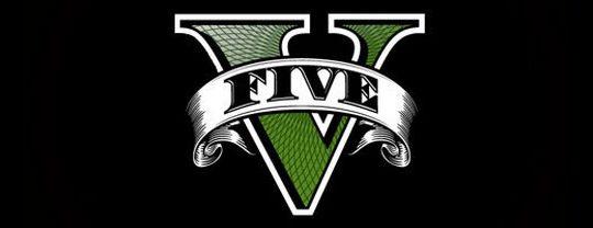 GTA 5 Logo