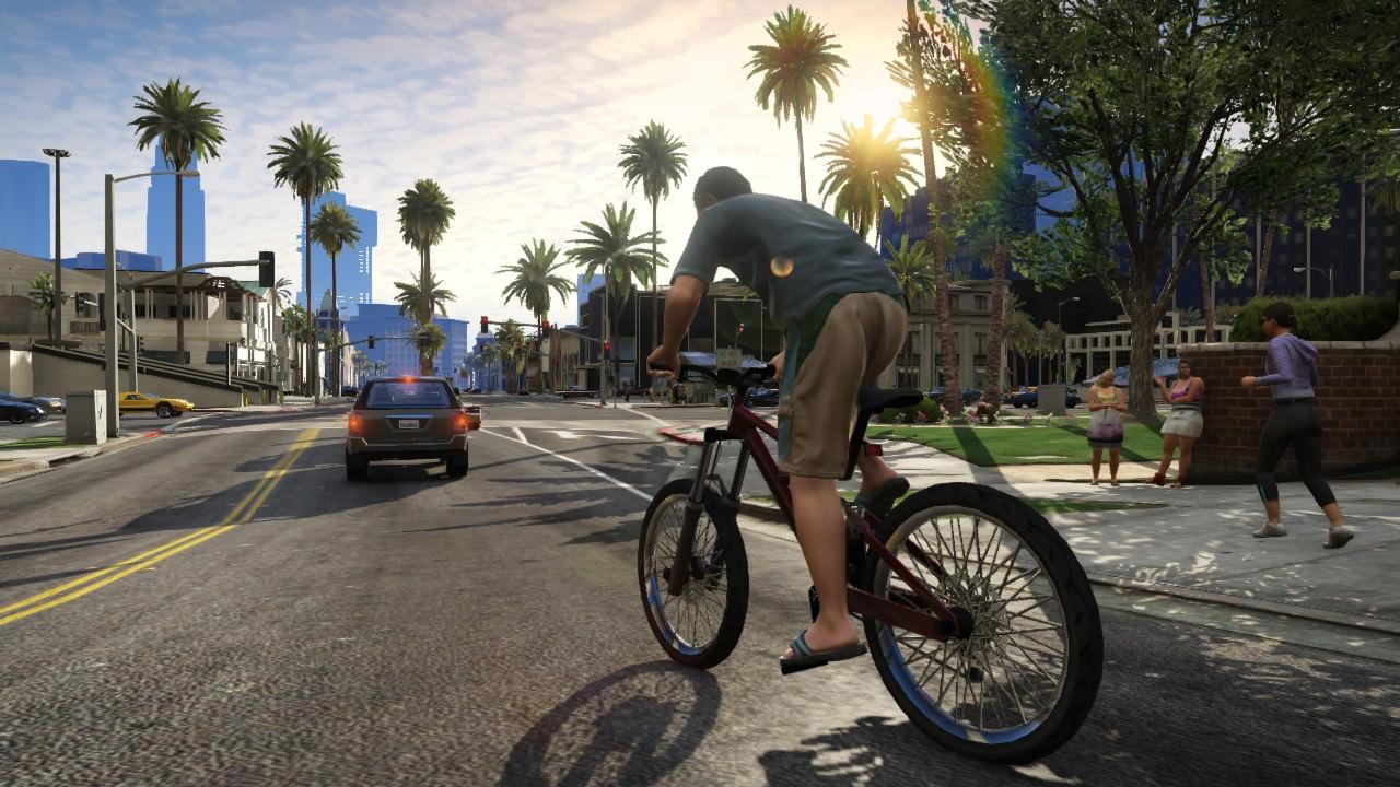 GTA 5 Screen