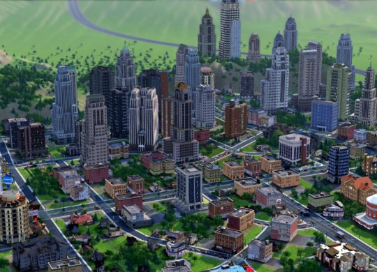 SimCity Multiplayer