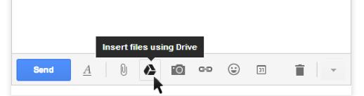 Drive Gmail