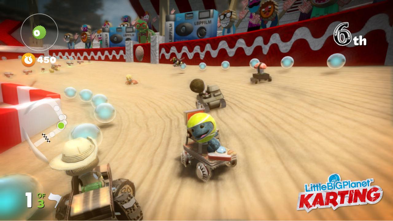 Littlebigplanet Karting Playstation 3 Ps3 1338897900 023
