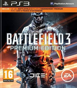 DdM Battlefield 3 Prenium Jaquette