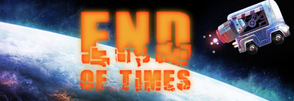 End of Times - Logo