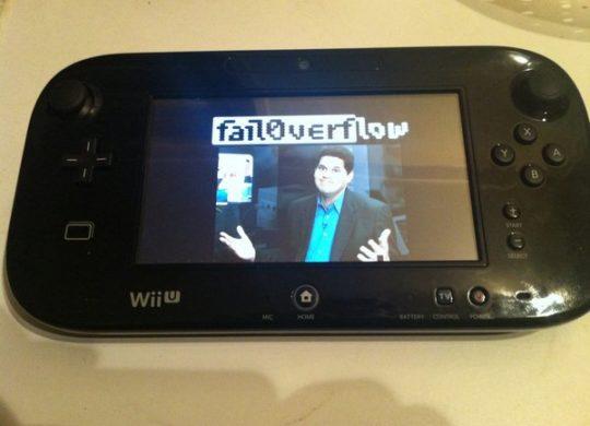 Wii U – Hack