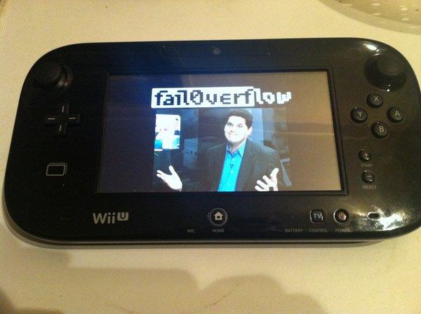 Wii U - Hack